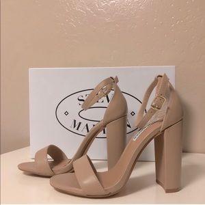 Steve Madden nude heels 👠